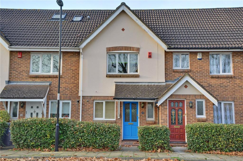2 Bedrooms Terraced House for sale in Peppermead Square, Slagrove Place, Ladywell, London, SE13