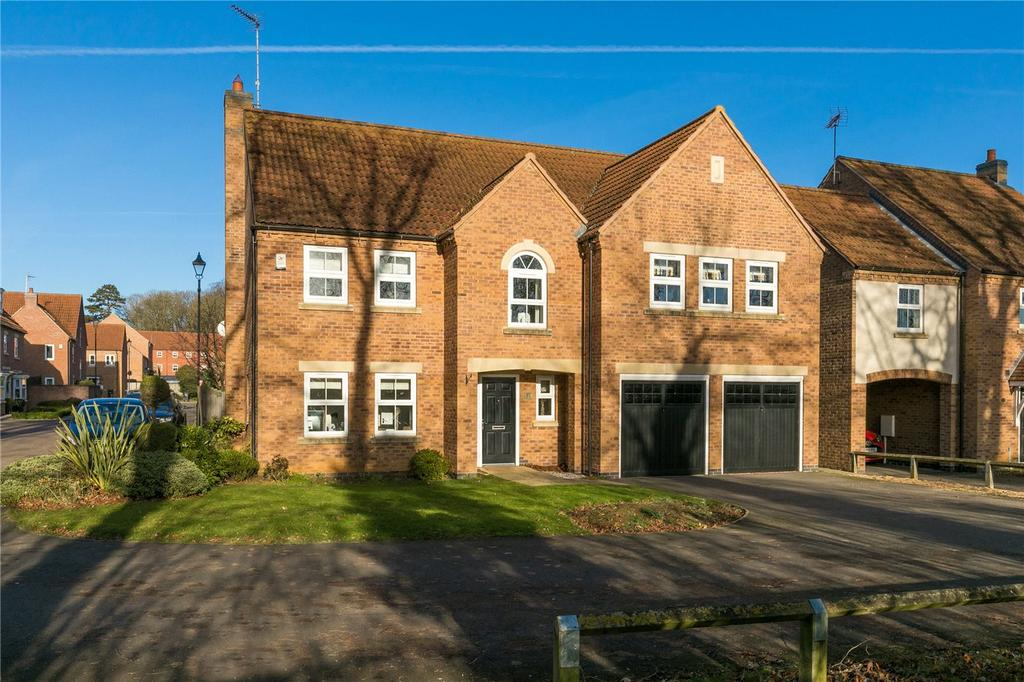 5 Bedrooms Detached House for sale in Lothian Way, Greylees, Sleaford, Lincolnshire, NG34