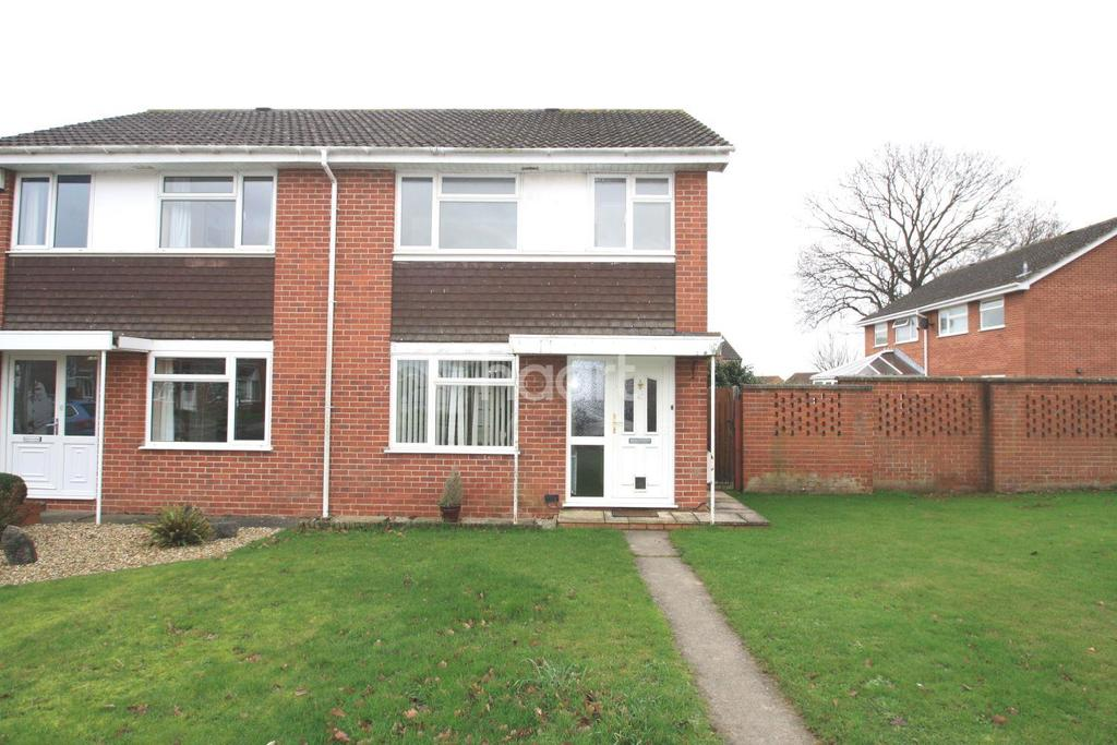 3 Bedrooms Semi Detached House for sale in Baymead Lane, North Petherton