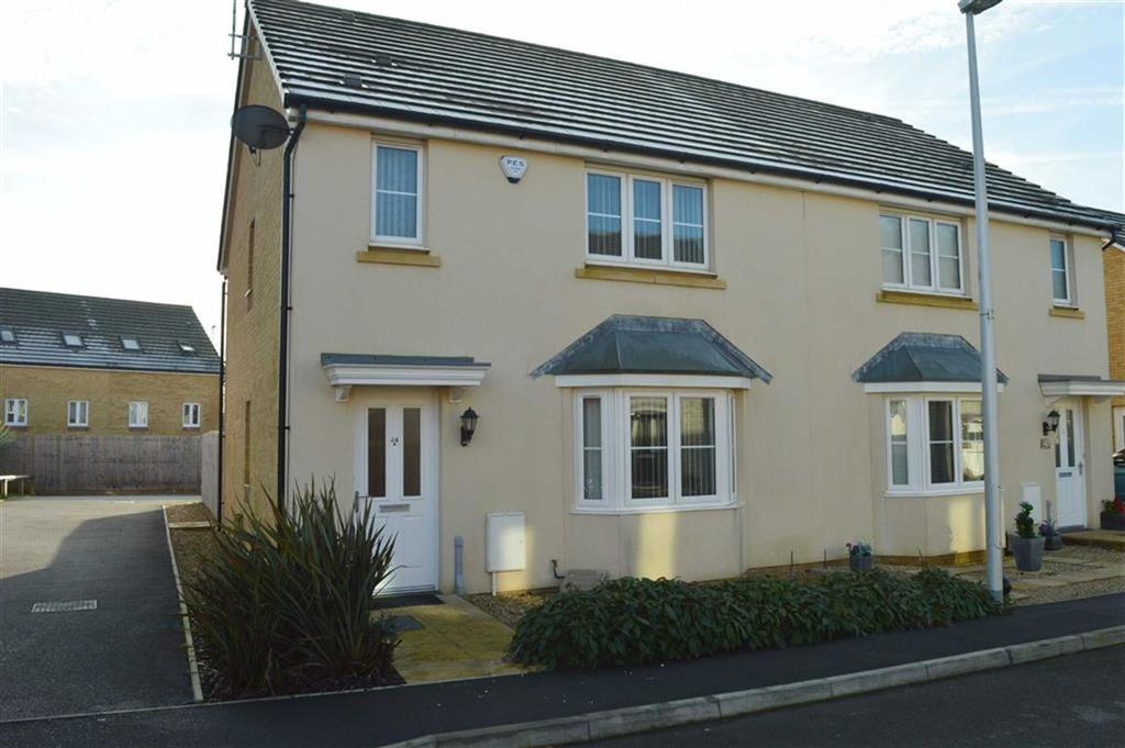 3 Bedrooms Semi Detached House for sale in Cherry Crescent, Swansea, SA4