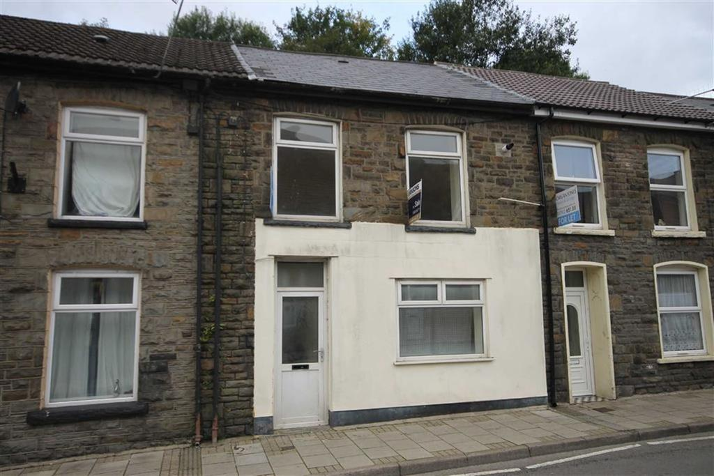 2 Bedrooms Terraced House for sale in Llewellyn Street, Pontygwaith, CF43