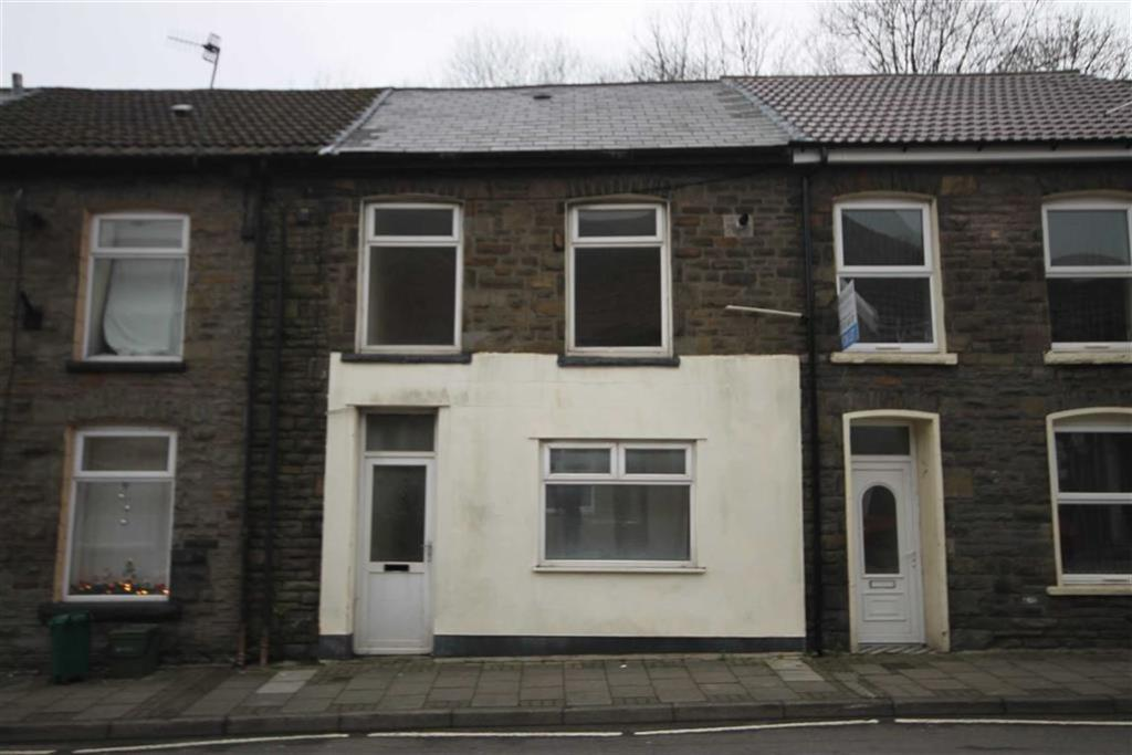 2 Bedrooms Terraced House for sale in Llewellyn Street, Pontygwaith, CF43