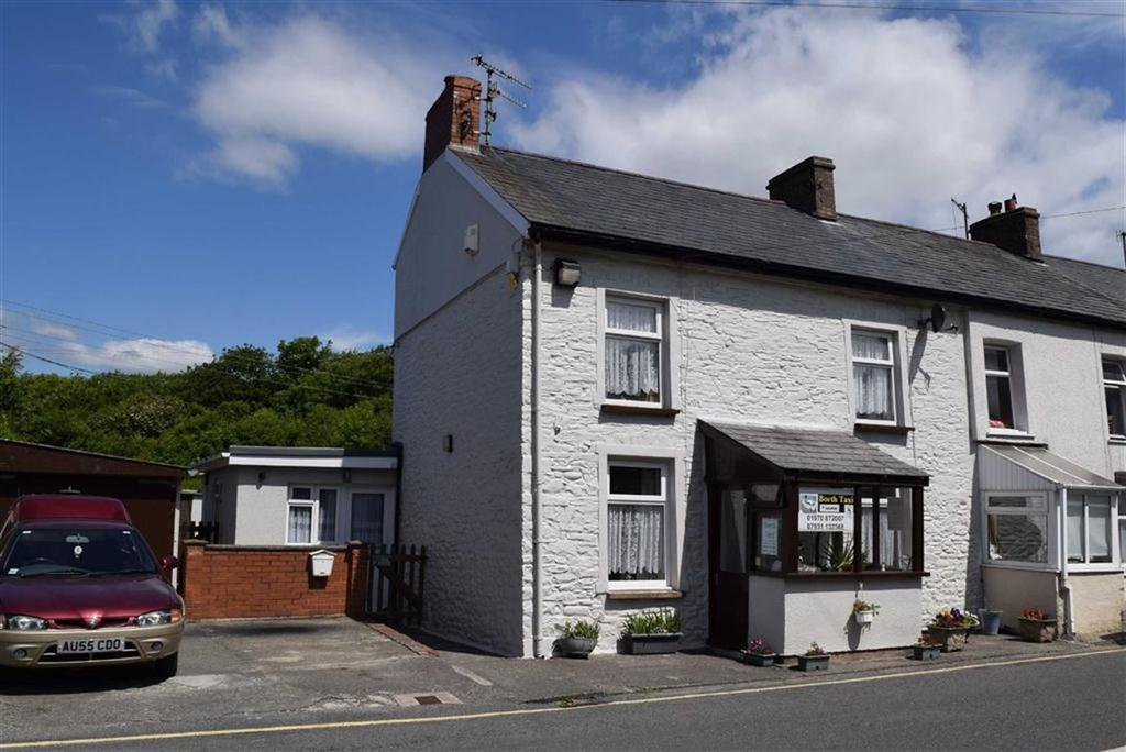 4 Bedrooms Semi Detached House for sale in Tree Cottage, Glanwern, Borth, Ceredigion, SY24