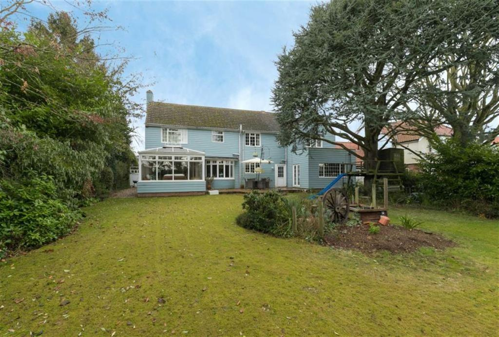 5 Bedrooms Detached House for sale in Priory Way, Hitchin, Hertfordshire