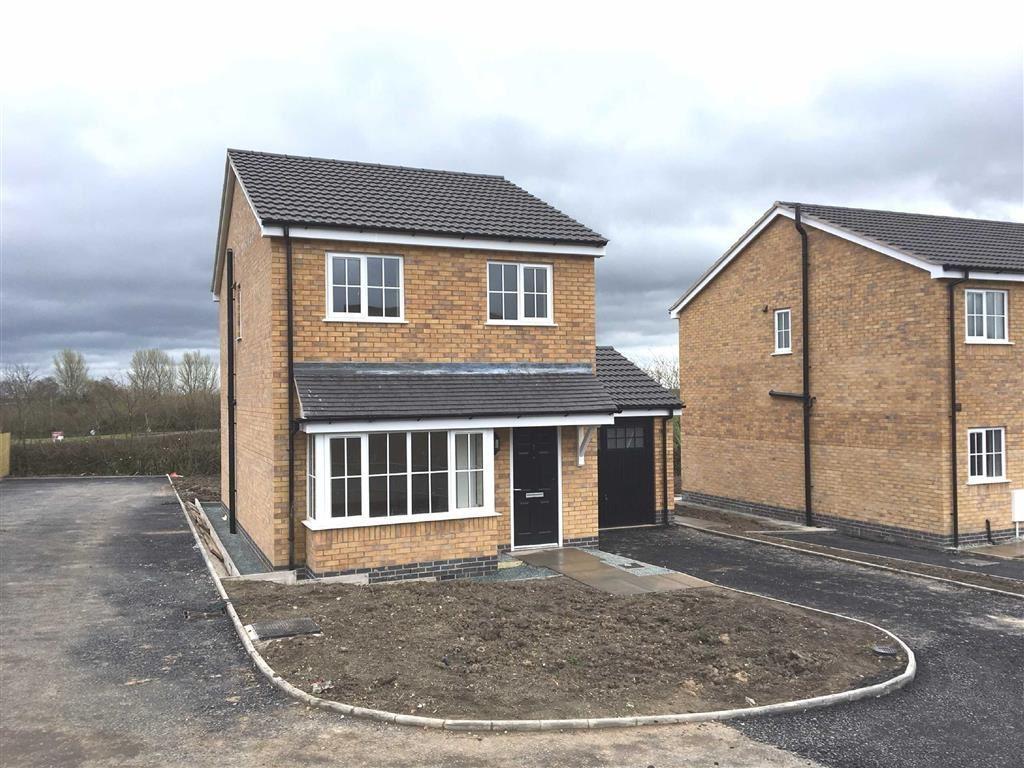 3 Bedrooms Detached House for sale in Plot 22, Oakwood Grange, Weston Road, Oswestry, SY10