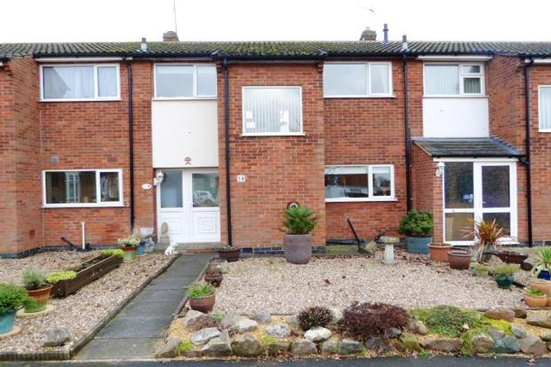 3 Bedrooms Terraced House for sale in Fletchers Way, East Goscote, Leicester, LE7