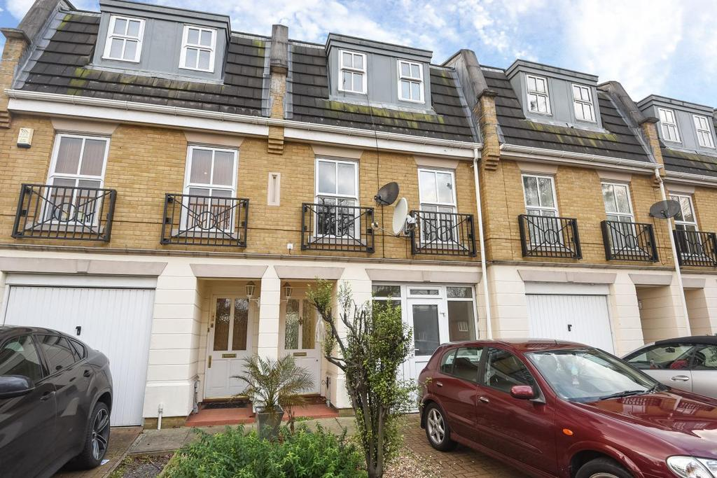 3 Bedrooms Terraced House for sale in Napier Court, Somertrees Avenue, Grove Park, SE12