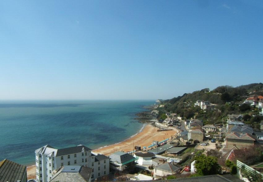 3 Bedrooms Flat for sale in Hambrough Road, Ventnor, Isle of Wight,