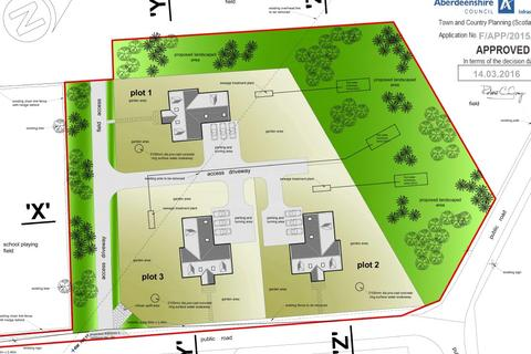 Land for sale - Fisherford Development Site, Fisherford, Inverurie, Aberdeenshire, AB51