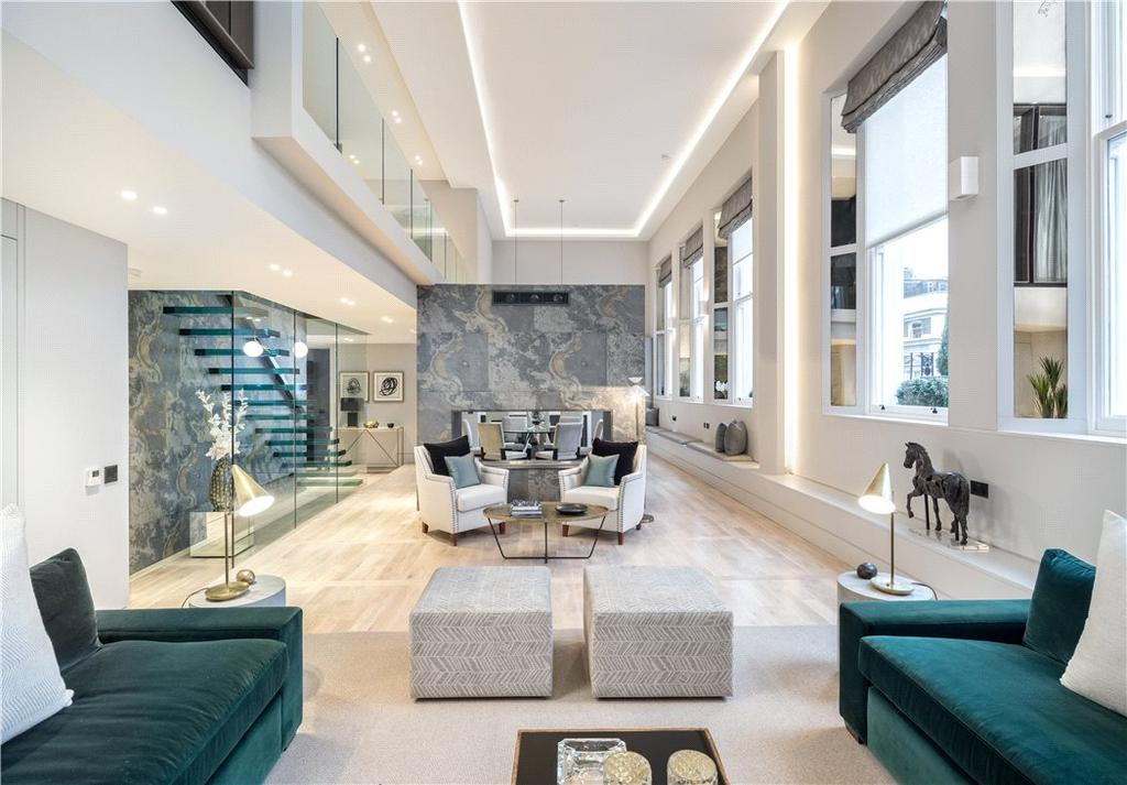 4 Bedrooms Flat for sale in 18-20 Craven Hill Gardens, Hyde Park, London, W2