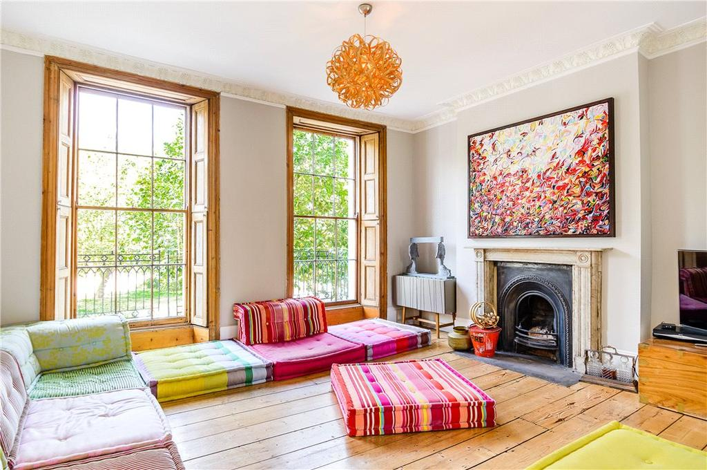 4 Bedrooms Terraced House for sale in Barnsbury Road, Islington, London, N1