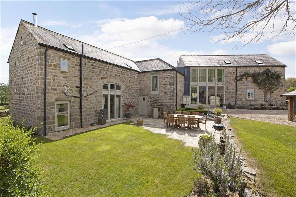 4 Bedrooms Barn Conversion Character Property for sale in Dacre, Harrogate, North Yorkshire