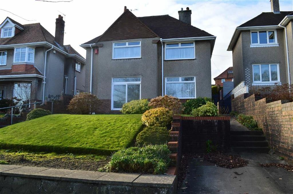 3 Bedrooms Detached House for sale in Derwen Fawr, Swansea, SA2