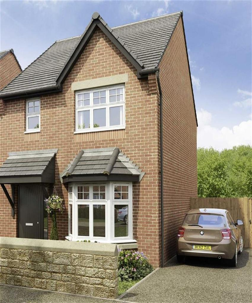 3 Bedrooms Semi Detached House for sale in Grange Avenue, Manchester