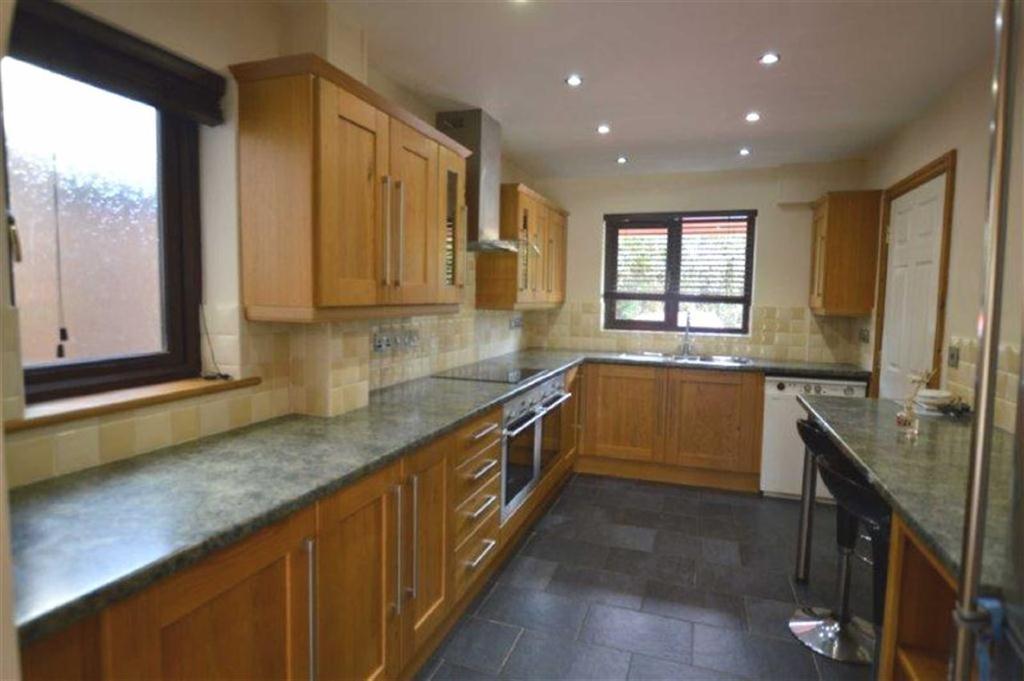 3 Bedrooms Semi Detached House for sale in 7, Y Gerddi, Blaenplwyf, Aberystwyth, SY23