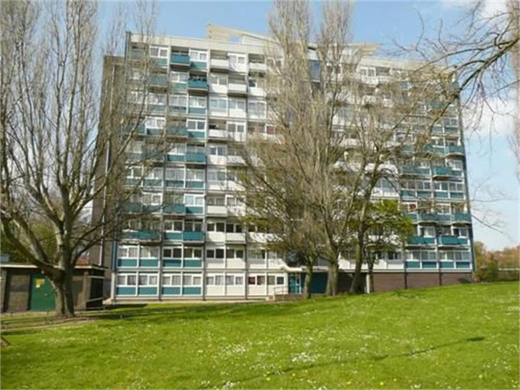 1 Bedroom Flat for sale in Spongate House, Spon End, COVENTRY, West Midlands