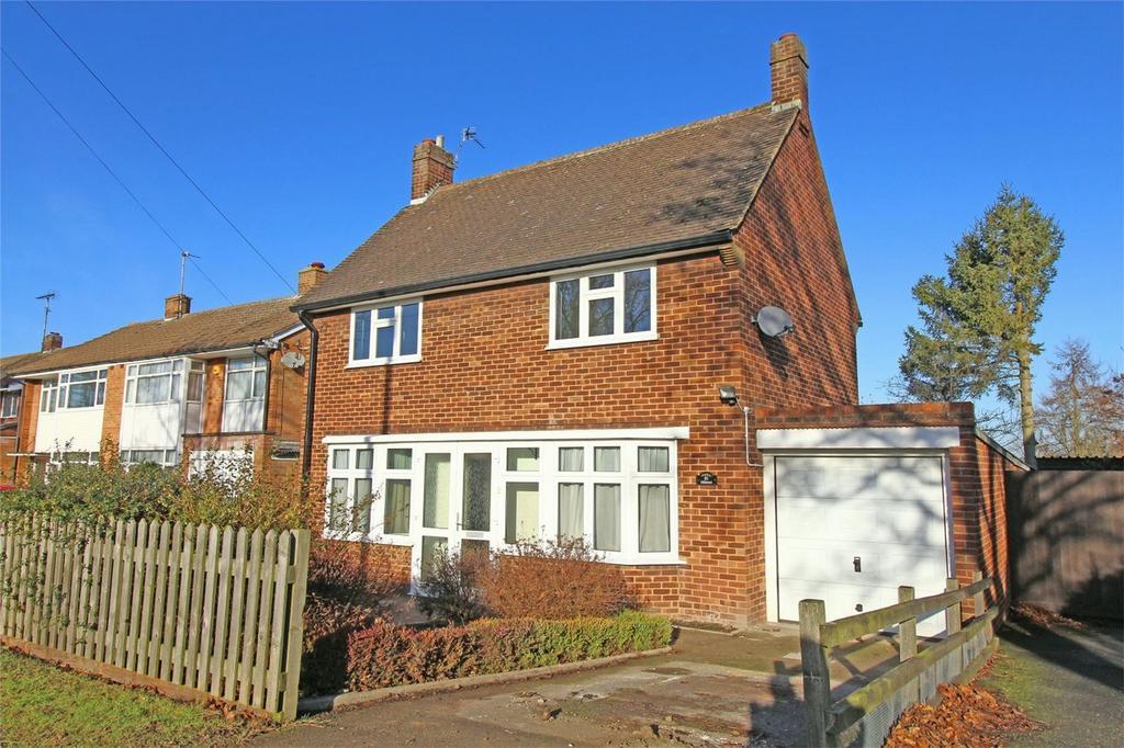 3 Bedrooms Detached House for sale in Bedford Road, Letchworth Garden City, Hertfordshire