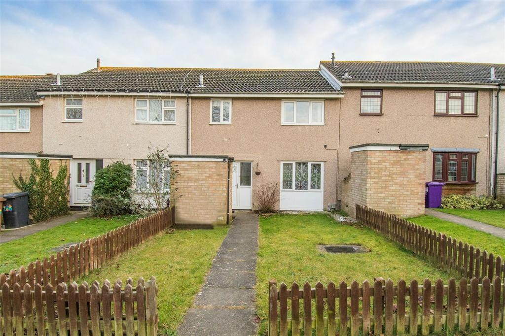 3 Bedrooms Terraced House for sale in Chaucer Way, Hitchin, Hertfordshire
