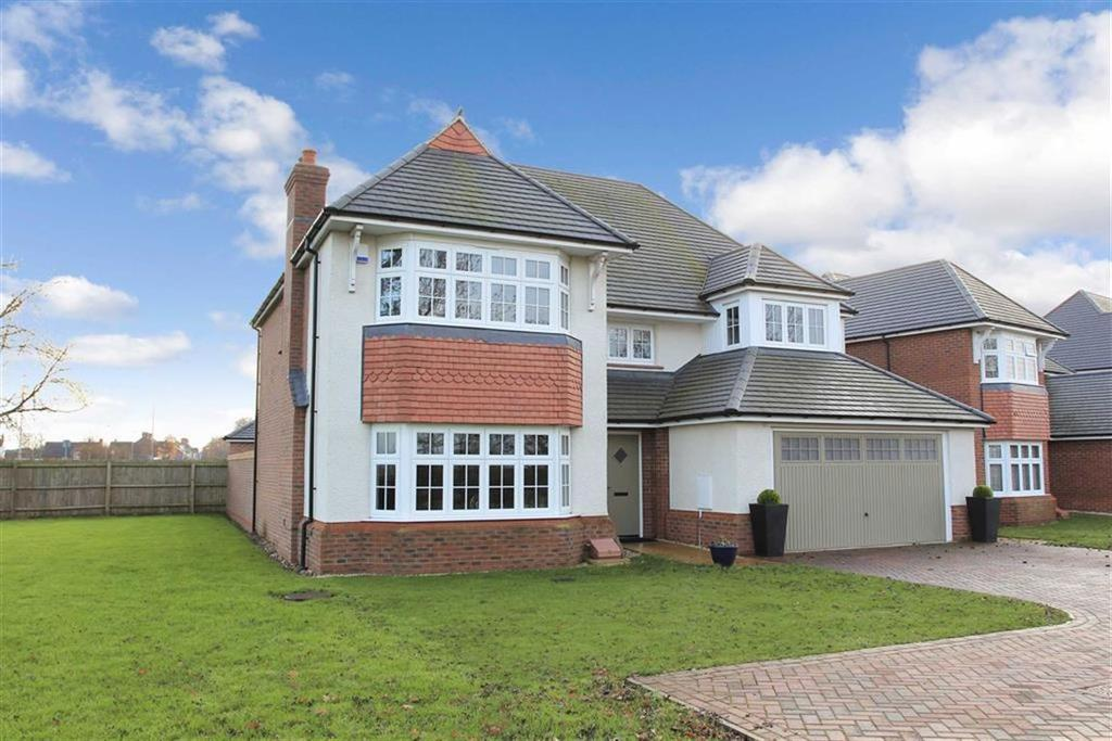 4 Bedrooms Detached House for sale in Queens Close, Countesthorpe, Leicester