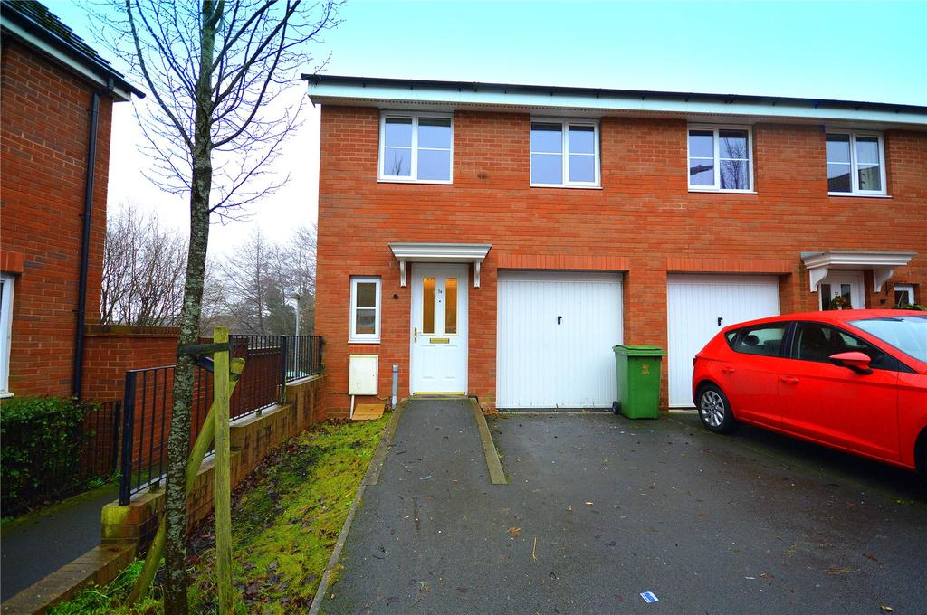 3 Bedrooms Semi Detached House for sale in Cottingham Drive, Pontprennau, Cardiff, CF23