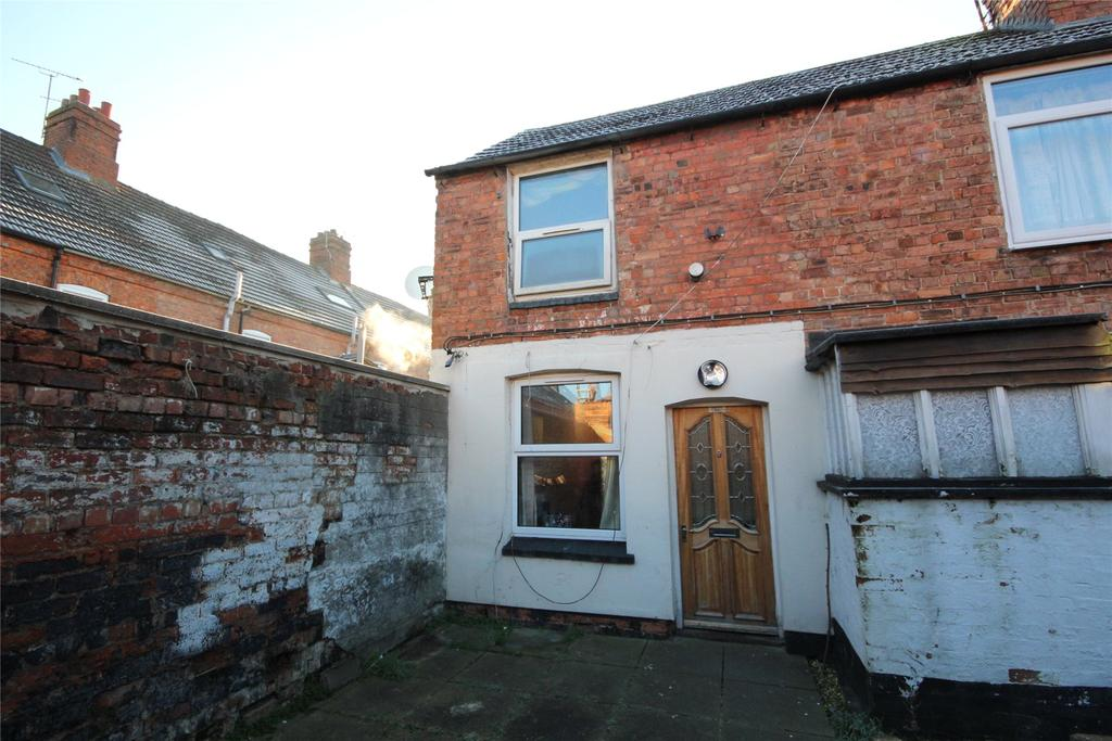 2 Bedrooms End Of Terrace House for sale in Castle Terrace, Sleaford, NG34