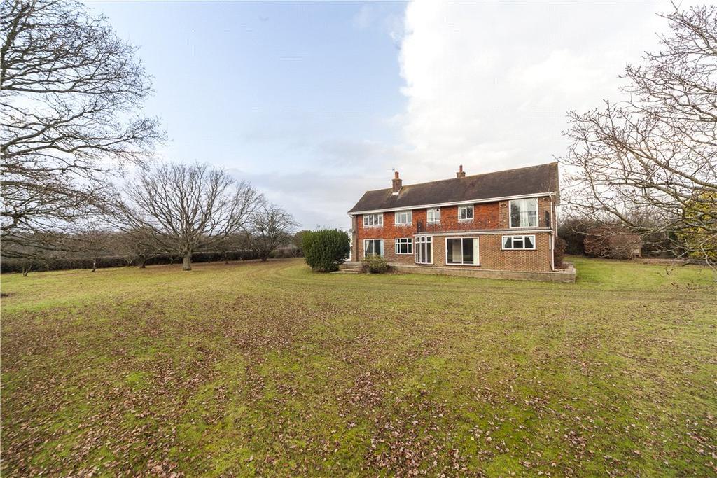 5 Bedrooms Detached House for sale in Hayes Lane, Slinfold, Horsham, West Sussex, RH13