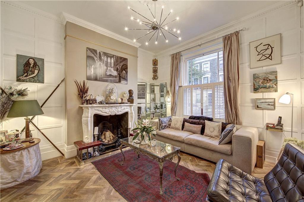 5 Bedrooms Terraced House for sale in Lamont Road, Chelsea, London, SW10