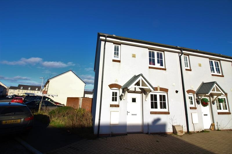 2 Bedrooms End Of Terrace House for sale in Sunningdale Drive, Hubberston, Milford Haven, Pembrokeshire. SA73 3SA
