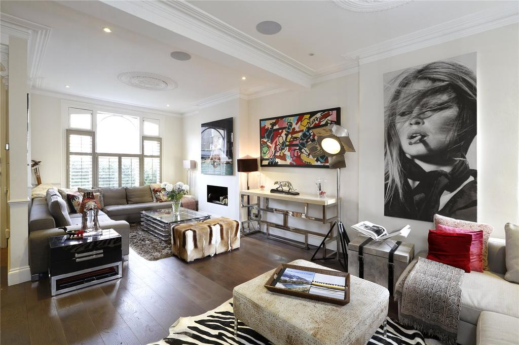 5 Bedrooms Terraced House for sale in Ryecroft Street, Fulham, London, SW6