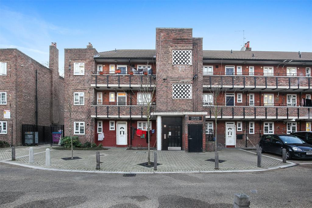 4 Bedrooms Flat for sale in Ionian House, Duckett Street, London, E1
