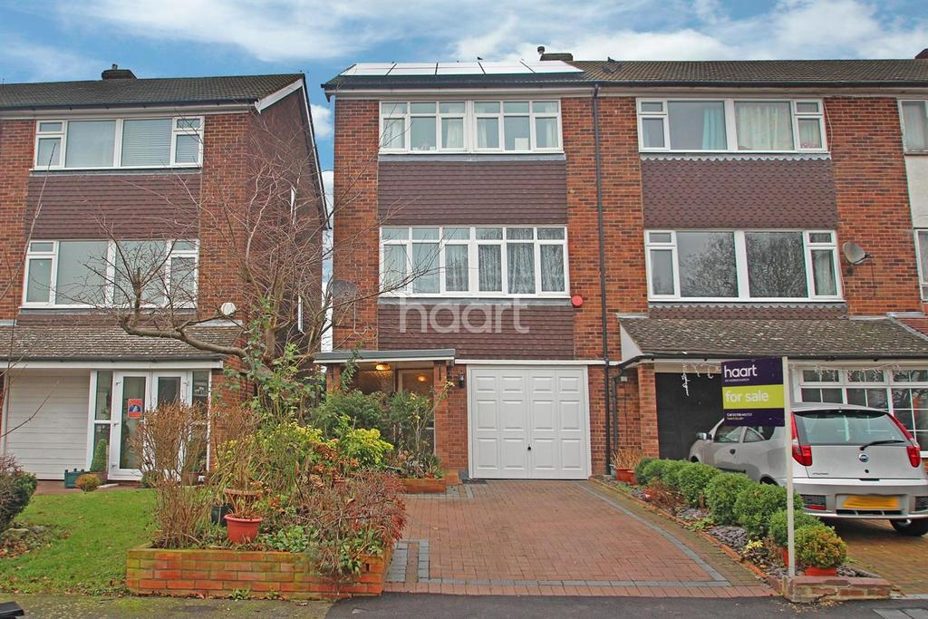 4 Bedrooms End Of Terrace House for sale in Copthorne Gardens, Hornchurch
