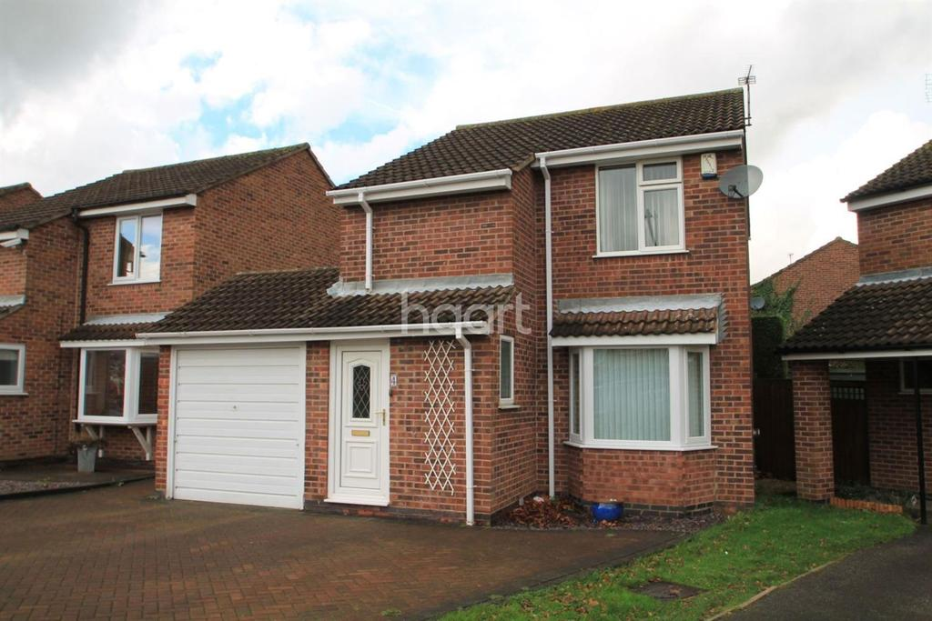 3 Bedrooms Detached House for sale in The Leys, Barton Green, Nottinghamshire