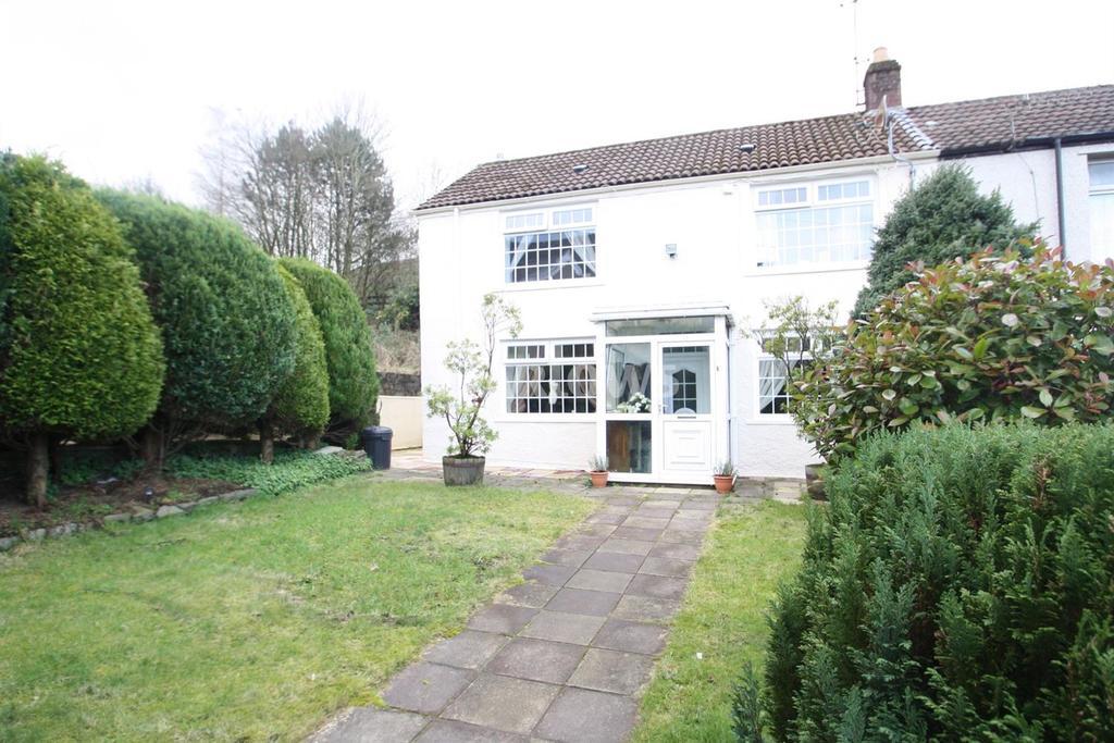 3 Bedrooms End Of Terrace House for sale in Penygraig Road, Penygraig