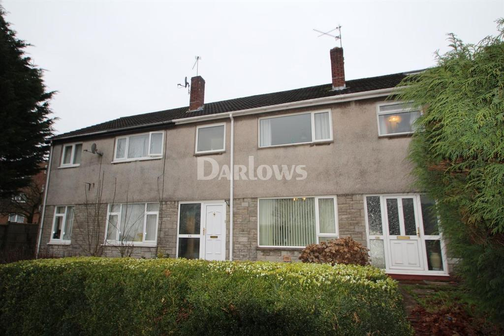3 Bedrooms Terraced House for sale in Ael-Y-Bryn, Llanederyn