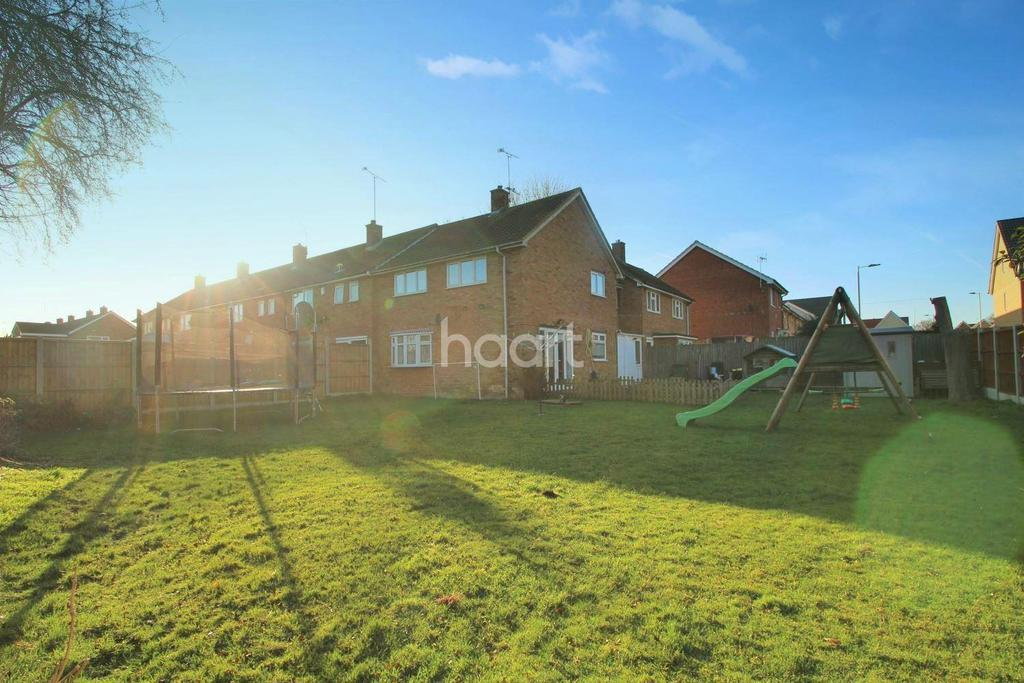 4 Bedrooms Terraced House for sale in Bonnygate, Basildon