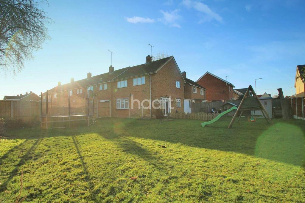 4 Bedrooms Terraced House for sale in Bonnygate, Basildon