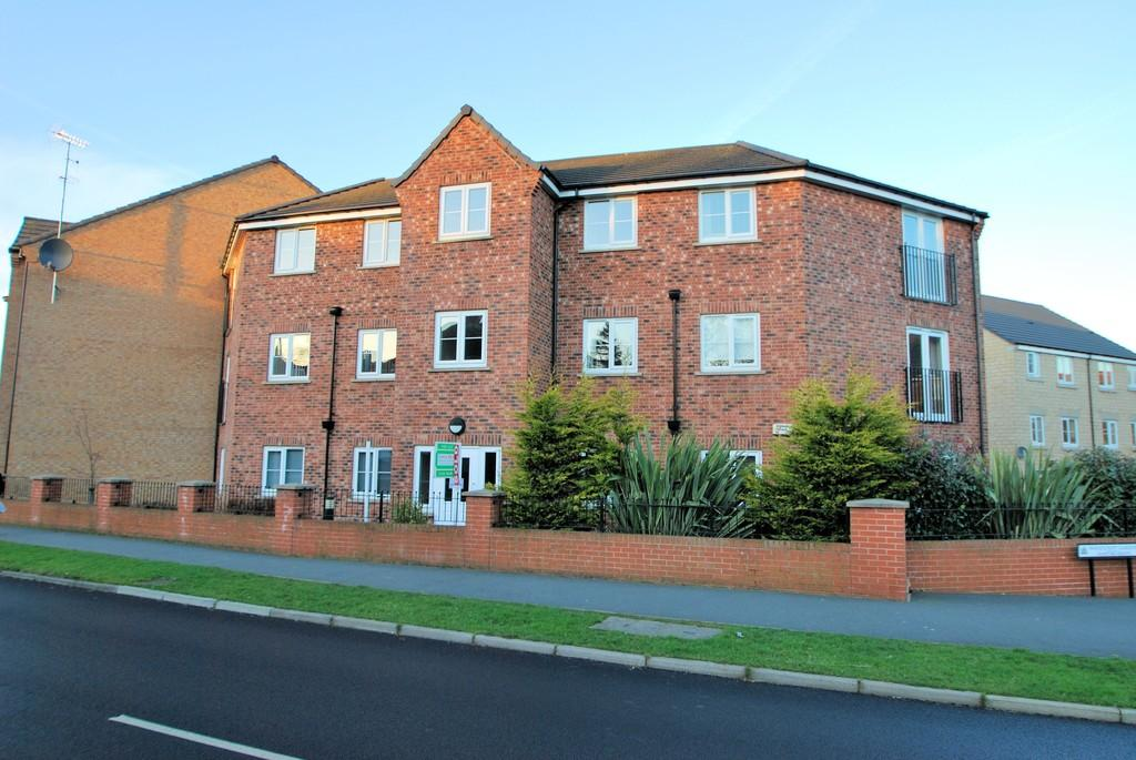 2 Bedrooms Apartment Flat for sale in Dunstone Heights, Penistone, Sheffield
