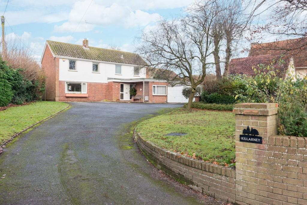4 Bedrooms Detached House for sale in Harwell