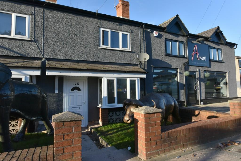 2 Bedrooms Terraced House for sale in Liverpool Road, Aughton