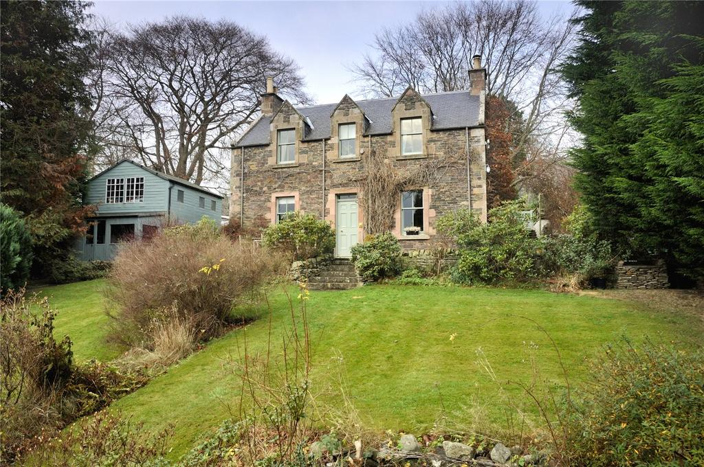 4 Bedrooms Detached House for sale in Mayfield, Gattonside, Melrose, Scottish Borders