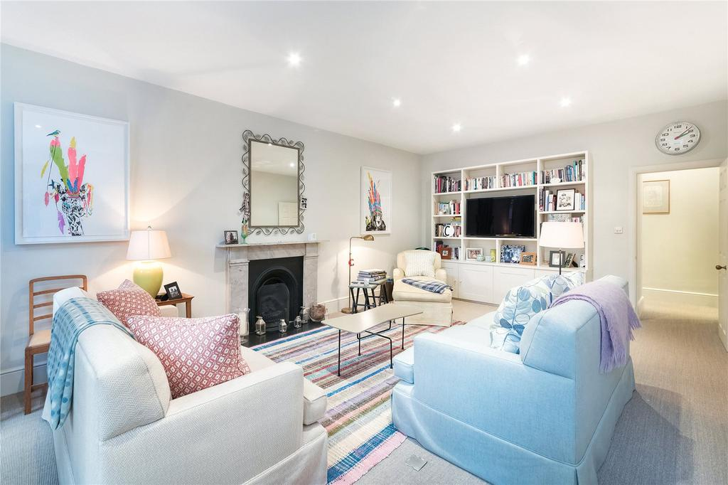 2 Bedrooms Flat for sale in Brechin Place, South Kensington, London