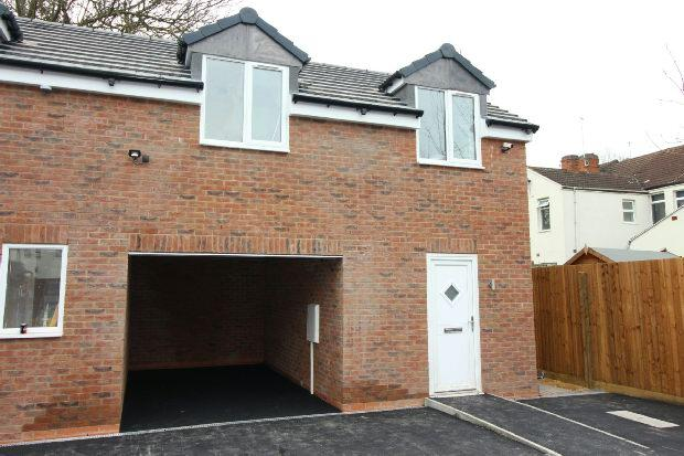 1 Bedroom End Of Terrace House for sale in Newdigate Mews, Newdigate Road, Foleshill, Coventry