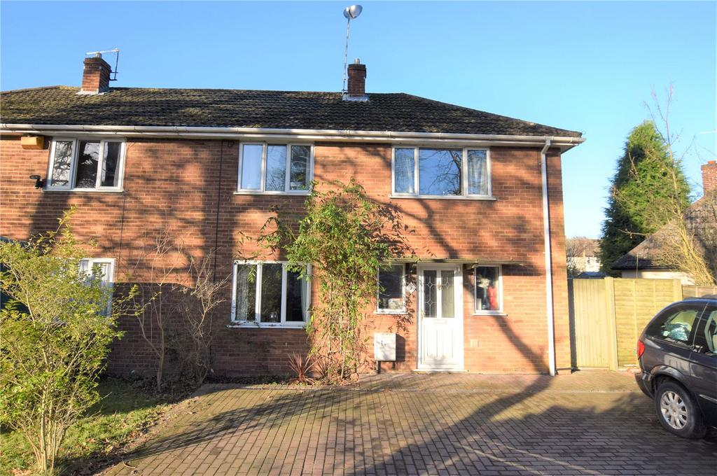 3 Bedrooms Semi Detached House for sale in Reading Road, Burghfield Common, Reading, Berkshire, RG7