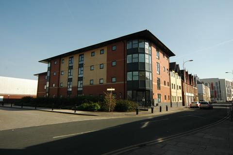 2 bedroom ground floor flat to rent - The Gateway, 2 Reed Street, Hull