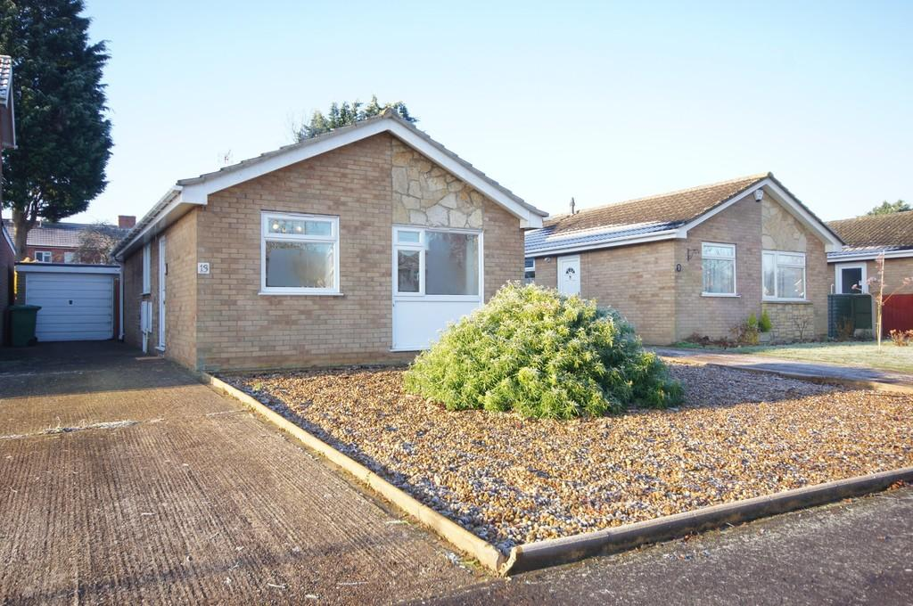 2 Bedrooms Detached Bungalow for sale in Remigius Grove, Lincoln