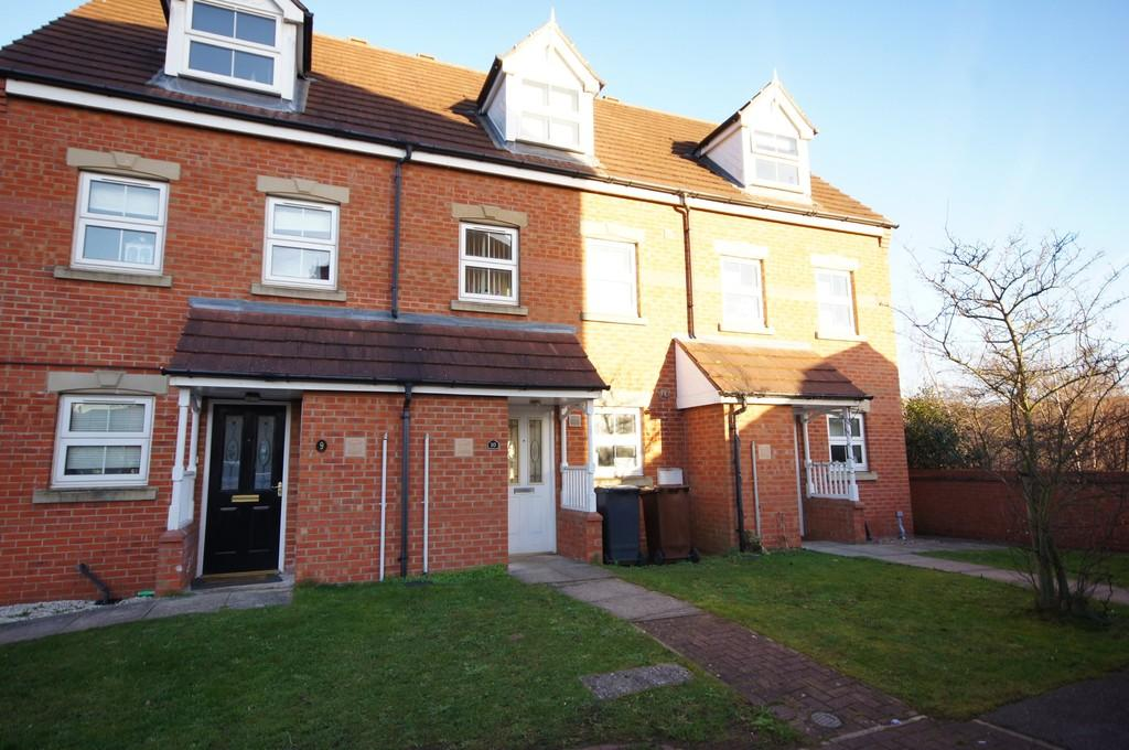 3 Bedrooms Town House for sale in Leland Close, Lincoln