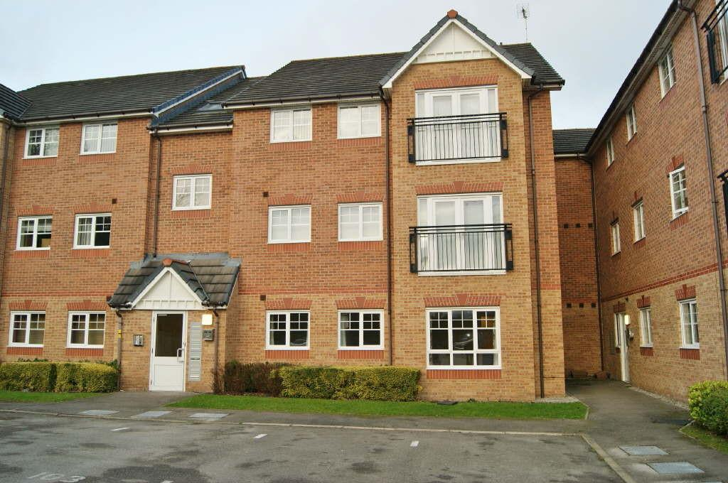 2 Bedrooms Apartment Flat for sale in Brymbo, Wrexham