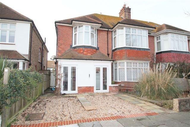2 Bedrooms Flat for sale in Braemore Road, Hove