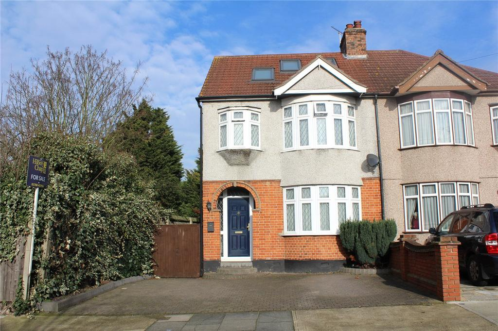 5 Bedrooms Semi Detached House for sale in Devonshire Road, Hornchurch, RM12