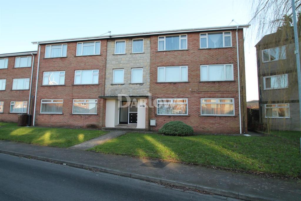 2 Bedrooms Flat for sale in Belvedere Court, Cranleigh Rise, Rumney